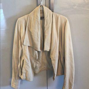 Vince 100% leather jacket